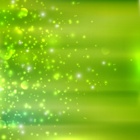 green background: abstract green background with sparkles