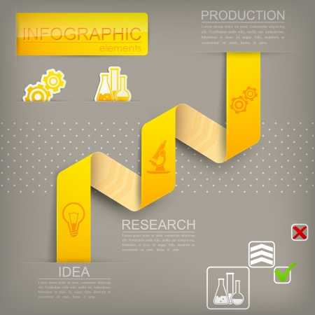 infographic elements for design Vector