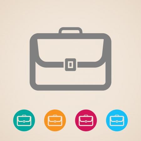 icono de maletín