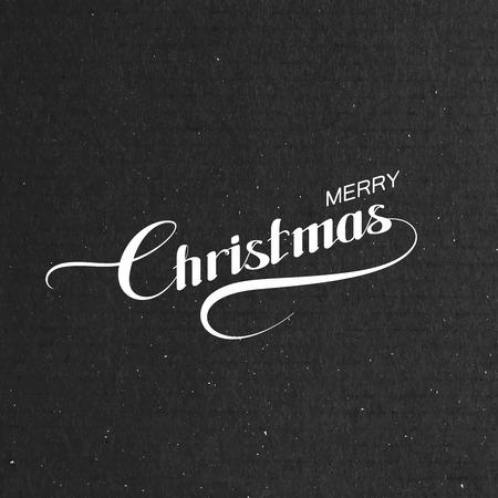 joyeux noel: Joyeux Noël. Illustration Vecteur de vacances. Composition de Lettrage