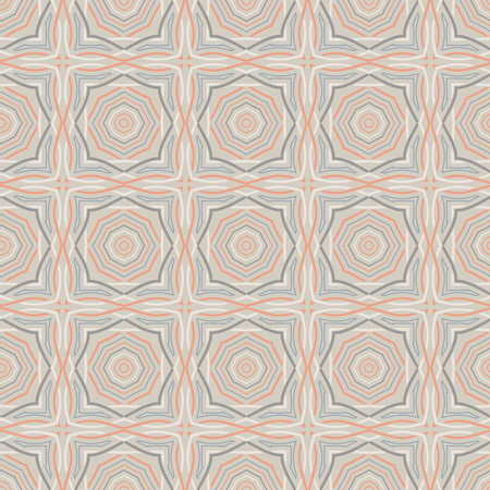 vintage design: Seamless Floral Ethnic Pattern. Vintage Vector Ornament.  Celtic, Arabic Or Indian Motifs Background. Seamless Wallpaper For Fabric Or Wrapping Paper Design. Illustration