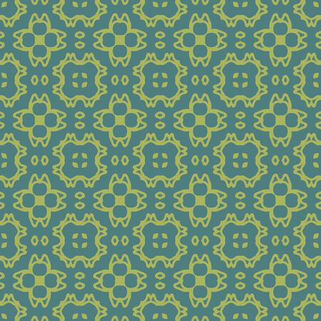 Naadloos Bloemen Etnische patroon. Vintage Vector Ornament. Celtic, Arabische of Indiase Motieven Achtergrond. Naadloos behang voor textiel of inpakpapier Design.