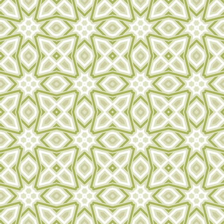 Seamless Floral Ethnic Pattern. Vintage Vector Ornament.  Celtic, Arabic Or Indian Motifs Background. Seamless Wallpaper For Fabric Or Wrapping Paper Design. Stock Illustratie