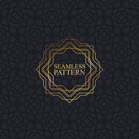pattern: Vector seamless elegant pattern Illustration