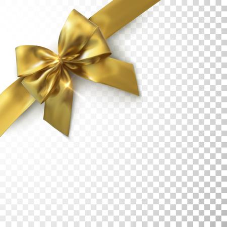 golden ribbon: Golden Bow And Ribbon.