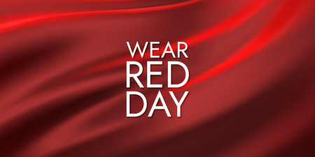 National wear red day.