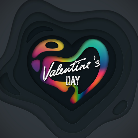 Valentines Day cover design