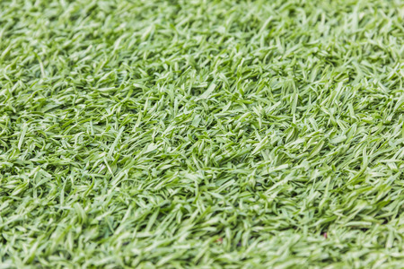 european championship: Artificial football pitch in the open air Stock Photo