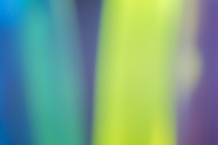 Blur abstract colorful objects for background Standard-Bild