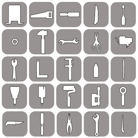 illustration of Vocabulary Tools set