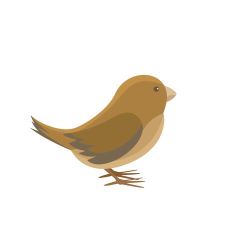 세계 참새의 날. 참새의 날짜의 그림입니다. 세계 참새 하루 귀여운 참새 카드입니다.