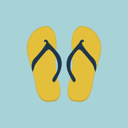 Summer slipper