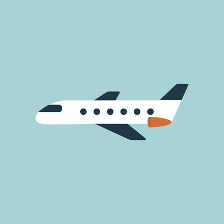 Plane Icon 向量圖像