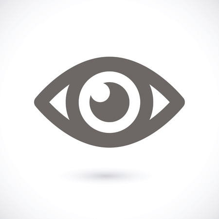 abstract eye: Eye icon