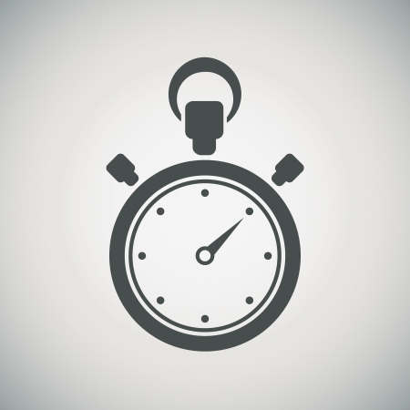 second hand: Stopwatch icon