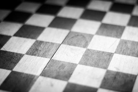 battle plan: black white checkerboard