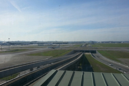Shot Taken at KLIA International Airport