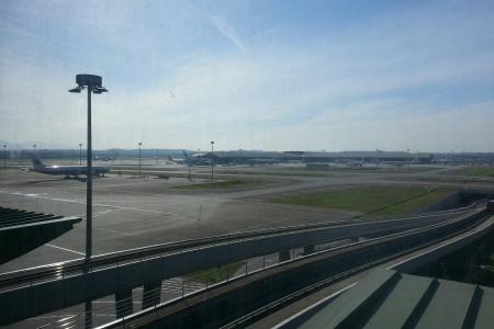 Shot Taken at KLIA International Airport