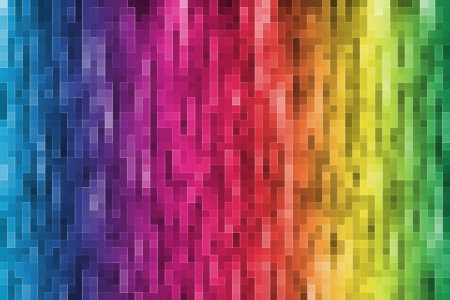Color blocks background Stock Photo