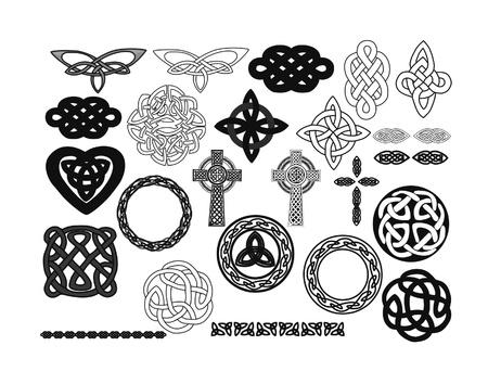 pohanský: Kříže a jiné starověké tvary
