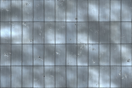 Steel metal plate background photo
