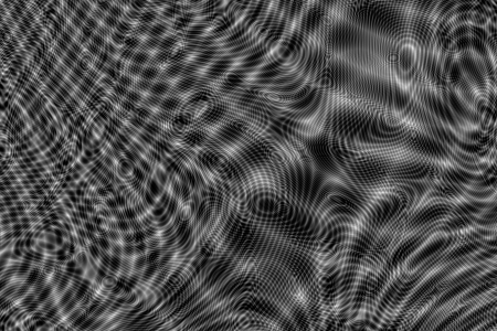synthetic: Moire pattern Stock Photo
