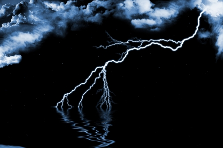 Storm en onweer