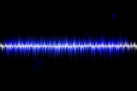 Sound wave  Stock Photo - 23648703