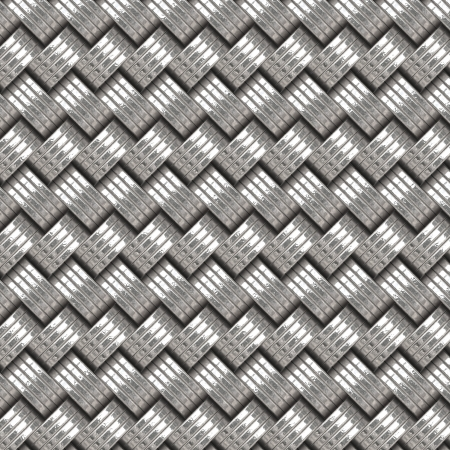 Metallic Scales Texture Background  photo