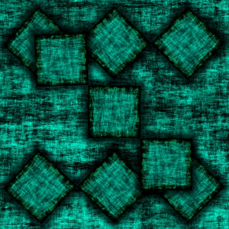 Grunge Background With Squares photo
