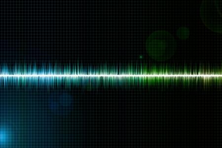Sound Wave  photo
