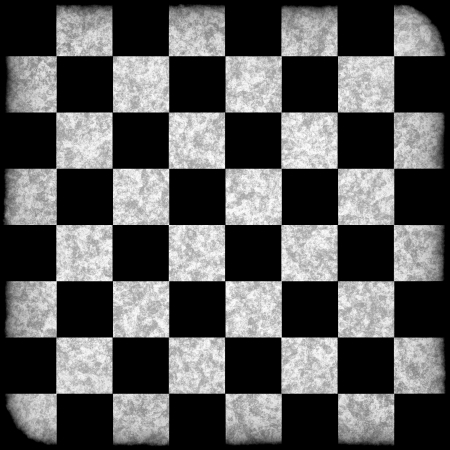 Grunge Chess Board  photo