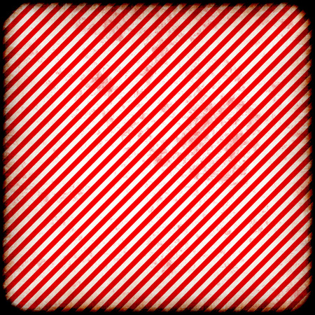 Grunge Red and White Stripes  photo