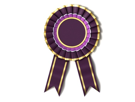 Purple Ribbon Award