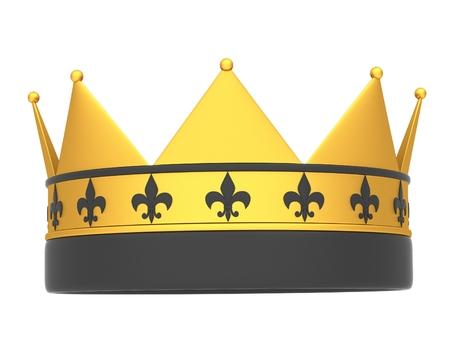 golden: golden crown
