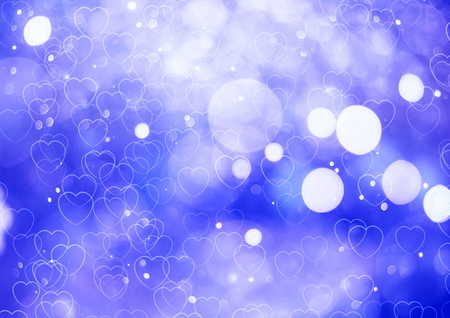 glimmer: abstract texture, light bokeh background