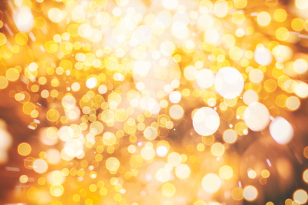 gleaming: abstract texture, light bokeh background