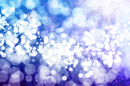 Bright light spots abstract bokeh blurred background texture