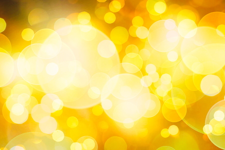 festive background: Festive Christmas background. Elegant abstract background with bokeh defocused lights and stars