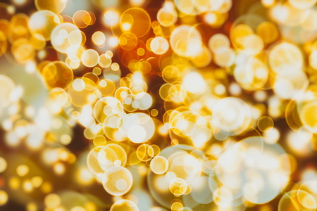 Bright abstract bokeh background blur on a dark background 스톡 콘텐츠