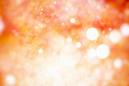 Vintage Color Bokeh Background. Defocused Abstract Soft Lights. Blurred Light Design Element. Festive Unfocused Backdrop. Elegant Toned Retro Image Foto de archivo - 110470142