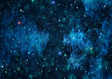 star field: space. High definition star field background Stock Photo