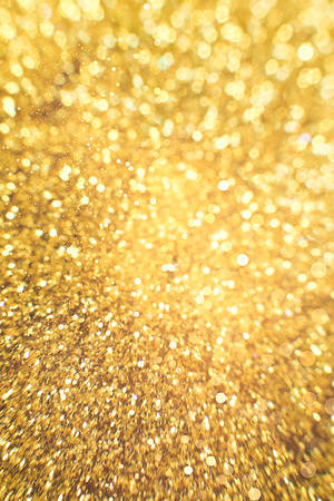 Glitter vintage lights background . Christmas and New Year feast background