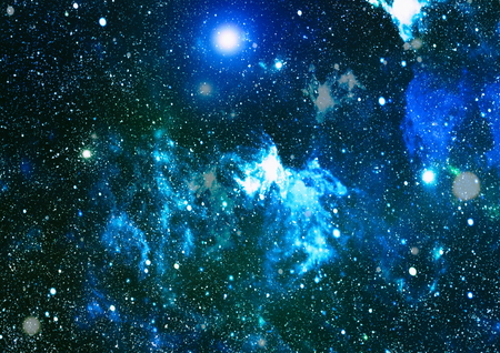 definition high: Deep space. High definition star field background