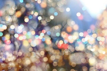 glitz: colored abstract blurred light background layout design can be use for background concept or festival background.