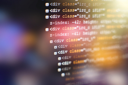 developers: html web design code for developers and designers