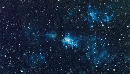 Starry outer space background texture .Deep space Stock fotó - 62189663