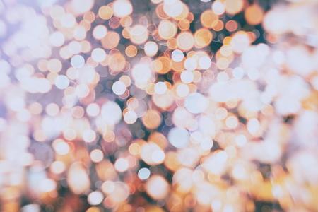 Christmas wallpaper decorations concept.Sparkle circle lit