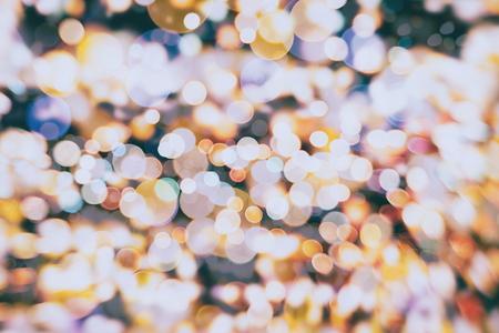luminosity: Christmas wallpaper decorations concept.Sparkle circle lit