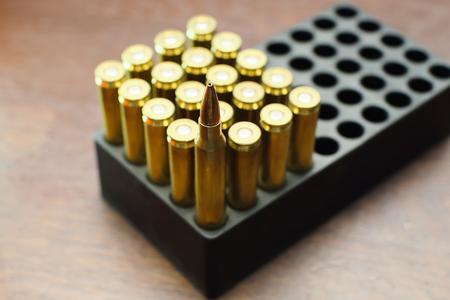 amendment: Bullets Stock Photo High Quality